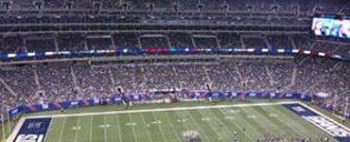 New York Giants - Amerikkalainen jalkapallo