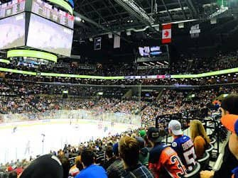 New York Islanders -liput - Barclays Center