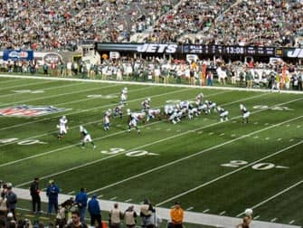 New York Jets -liput - peli