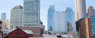 New Yorkista Bostoniin päivämatka