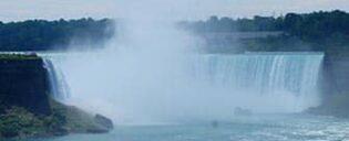 2 päivän matka New Yorkista Niagaran putouksille