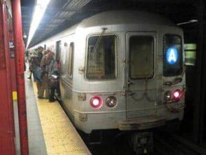 New Yorkin metro