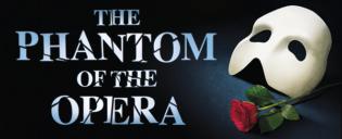 Phantom of the Opera Broadway-liput