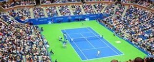 US Open Tennis  liput