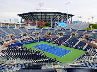 US Open Tennis -liput - Arthur Ashe Stadium Grandstandista