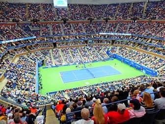 US Open Tennis -liput - Tennis-ottelu