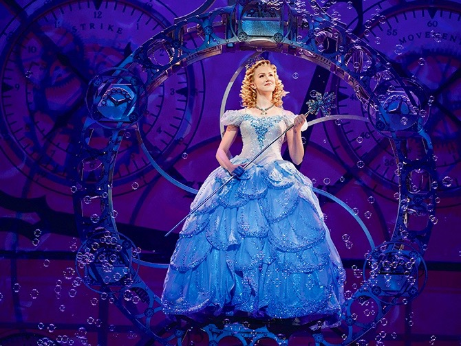Wicked Broadway-liput - Glinda
