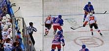 Rangers-jääkiekkomatsi