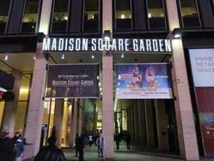 Madison Square Garden New York