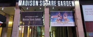 Madison Square Garden New York