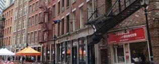 Stone Streetin ravintolat New Yorkissa