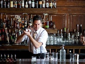 Salakapakka kierros New Yorkissa - juomat