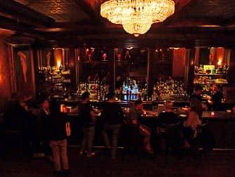 Salakapakkakierros New Yorkissa - Cocktail-baari