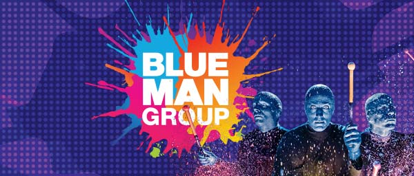 Blue Man Group -liput New Yorkissa