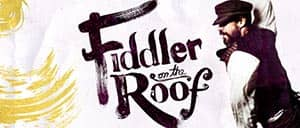 Fiddler on a Roof Broadway-liput