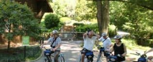 Central Park in New York - Bike Tour
