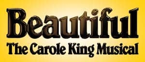 Beautiful The Carole King Musical -liput