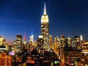Kattoterassibaarikierros New Yorkissa