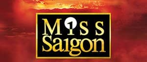 Miss Saigon Broadway -liput