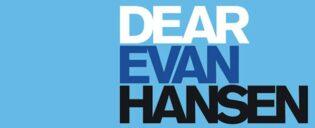 Dear Evan Hansen on Broadway -liput