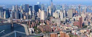Helikopterilento ilman ovia New Yorkissa