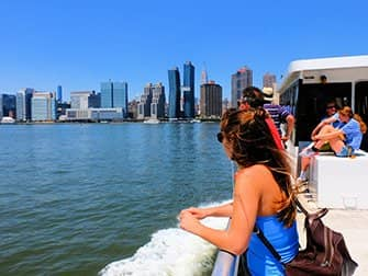 NYC Ferry New Yorkissa - lauttareitti