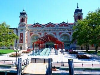 Suomalaiset New Yorkissa - Ellis Island