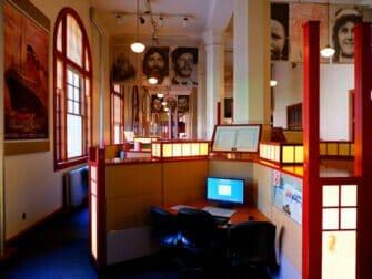 Suomalaiset New Yorkissa - Ellis Islandin siirtolaismuseo