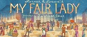 My Fair Lady Broadway -liput