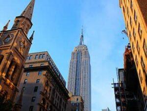 Klassikkoelokuvakierros New Yorkissa