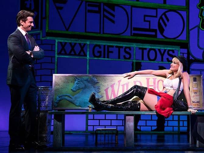 Pretty Woman The Musical Broadway-liput - Edward ja Vivian