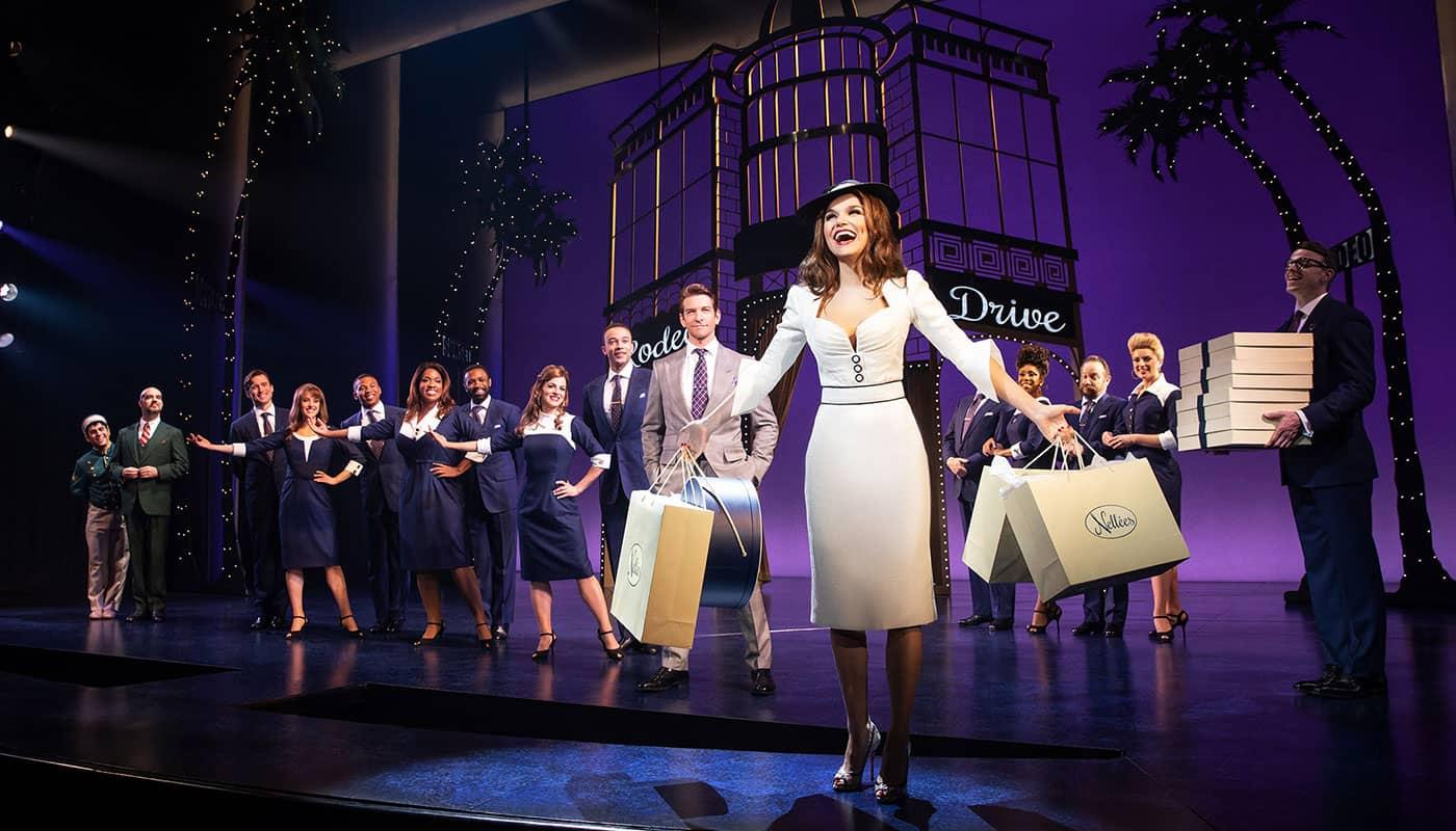 Pretty Woman The Musical Broadway-liput - Shoppailemassa
