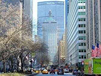 Supersankarit-kierros New Yorkissa - Park Avenue