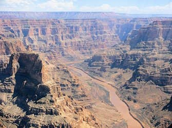 USA-alennuspassi - Grand Canyon