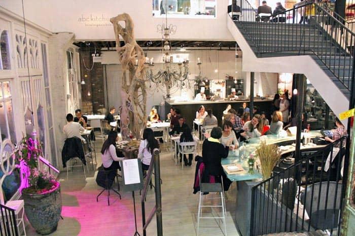 Ravintolat New Yorkissa - ABC Kitchen