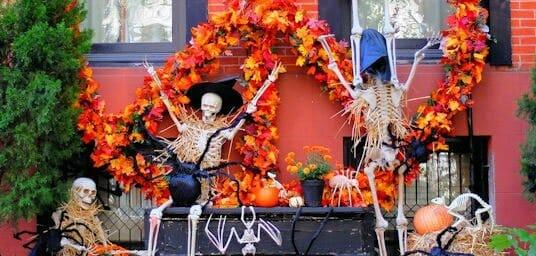 Juhli Halloweenia