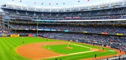 Lähde Yankees-peliin