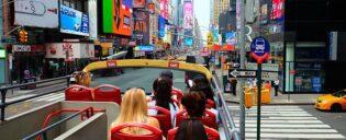 Matkasuunnitelma: 4 päivää New Yorkissa