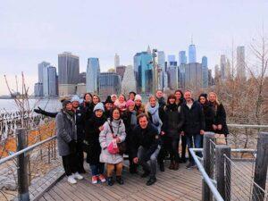 Ryhmämatka New Yorkiin