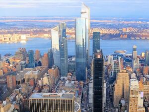 Hudson Yards New Yorkissa