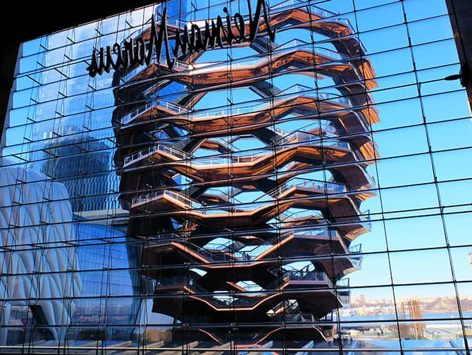 Hudson Yards New Yorkissa - Vessel