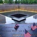 9/11-muistomerkillä